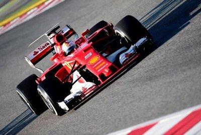Fórmula 1: en pretemporada
