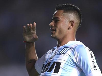 Racing ganó 1-0 a Rionegro en la Sudamericana