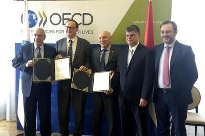 Paraguay entregó nota que formaliza su ingreso a la OCDE