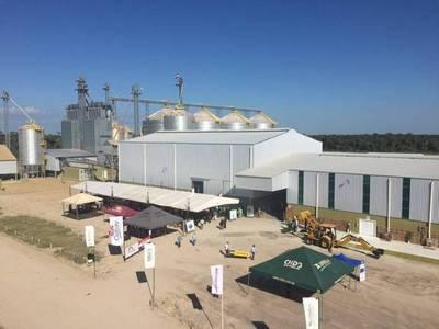 Inauguran fábrica de arroz en Ñeembucú