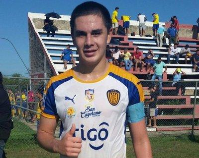 Sanabria marca siete goles para Luqueño