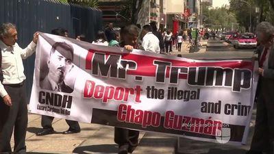 """Abogado de """"El Chapo"""" hace un irónico pedido a Trump"""