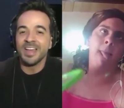 La Desopilante Parodia De Chelo Amaral A Rico Comidita Junto A Luis Fonsi
