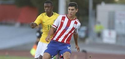 Paraguay vs. Brasil en el arranque del hexagonal final de la Sub 17