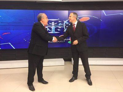 J. J. Bernabé y Salvador Hicar, ¡otra vez juntos!