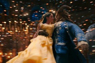 La Bella y la Bestia vuelven a bailar