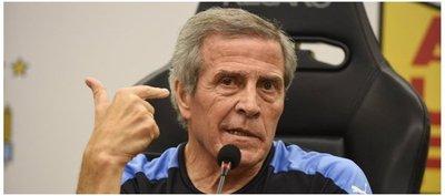 Tabárez palpita el duelo ante Brasil: No hay partido más motivante
