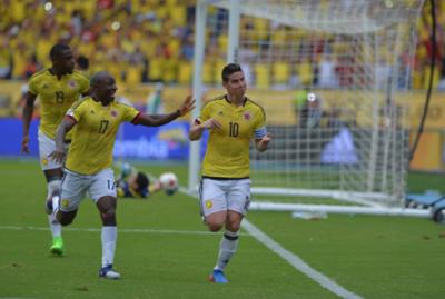 Apurando, Colombia se mete en la conversación