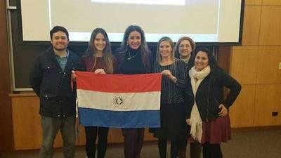 Harvard conoce la cultura paraguaya de la mano de Daiana Ferreira Da Costa