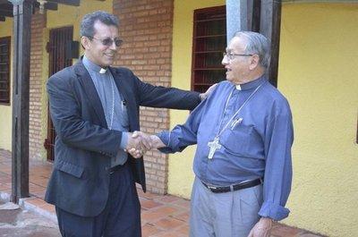 Mons. Medina deja Misiones, pero dice que seguirá trabajando por derechos humanos