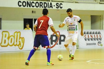 Futsal: la Albirroja tuvo gira exitosa con goles por el Brasil antes de la Copa América