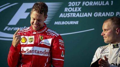 Acciones de Ferrari suben tras victoria en el GP de Melbourne