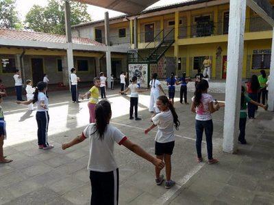Asunción Deportiva entrena a más de 2.500 niños y niñas