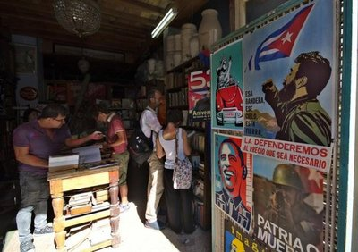 Cuba publicó más de 1 billón de libros durante revolución