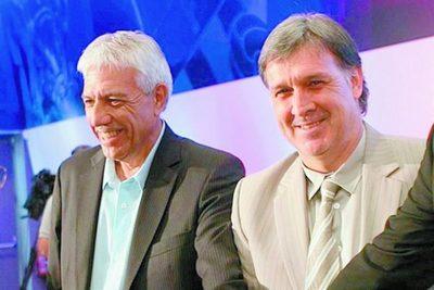 """Para los entendidos, el """"Tata"""" fue lo mejor que tuvo la Albirroja"""