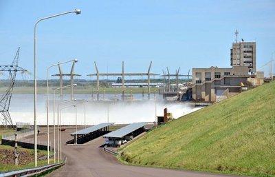 Argentina devolvió 22.583 MWh con energía de la EBY al Brasil en marzo