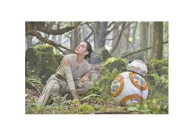 Nueva película de  Star Wars  llegará con otro personaje femenino