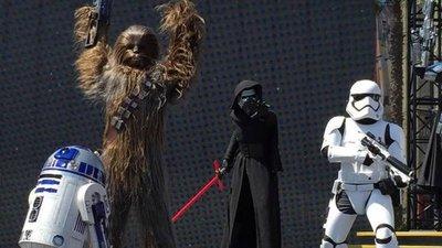 Star Wars Celebration, un paraíso galáctico en Orlando
