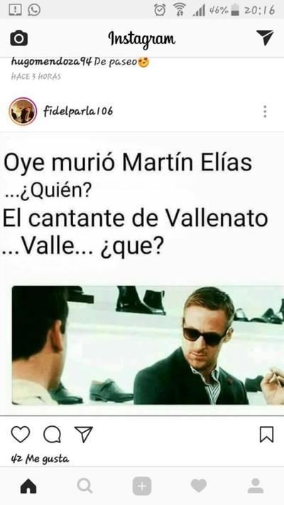 Fidel Martínez Provocó El Enojo De Sus Seguidores En Redes