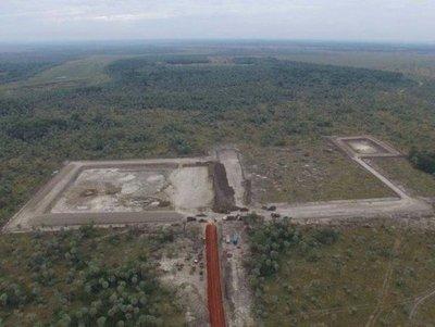 """""""Cateura 2"""" se construye en área protegida, afirman"""