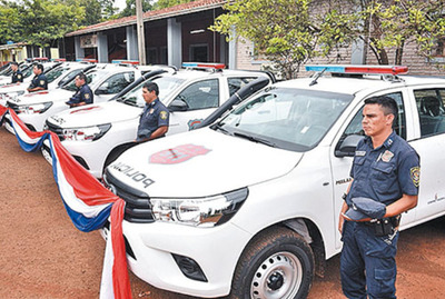 Itaipú compró vehículos por más de USD 6 millones