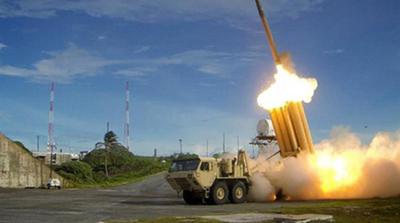 China pide la suspensión inmediata del escudo antimisiles de EEUU en Corea