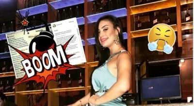 Ana Laura Chamorro Dispara Contra Los Envidiosos