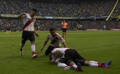 ¡Ganó River Plate!