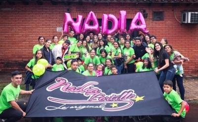 Club De Fans De Nadia Portillo Se Manifestó Ante Su Regreso