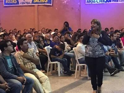 """""""Separado"""" de Lugo, Blas  y su grupo retoman la lucha  por los cargos electivos"""