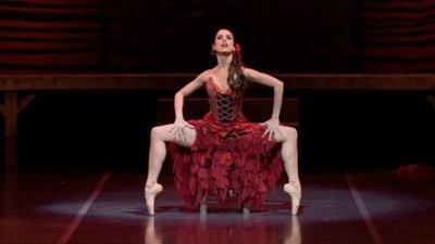 Premian ballet latinoamericano