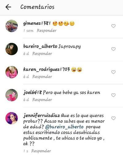 Le 'escribieron' A Su Hermana Menor Y Así Reaccionó Jennifer Ruíz Díaz