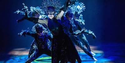 En julio, el poder femenino y la fantasía brillarán en el Cirque du Soleil