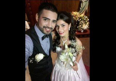 """""""Rico Comidita"""" nos cuenta por qué se casó de sorpresa"""