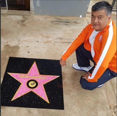 """Al estilo Hollywood, cumbieros tendrán su """"Paseo de las estrellas Estrellas"""""""