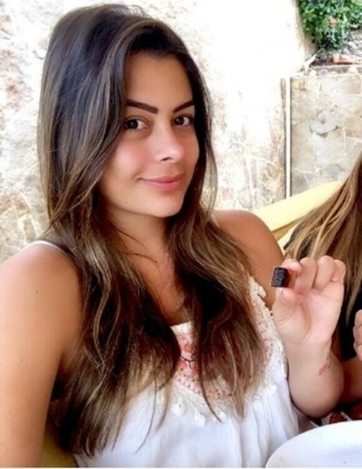 """Larissa Riquelme Molesta Disparó """"odio Cuando Prostituyen El Mercado"""""""