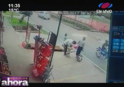Niña atropellada en San Lorenzo se encuentra fuera de peligro