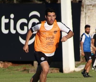 Novedad en Olimpia: Cristian Riveros será titular