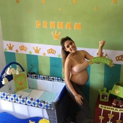 """Mily """"La Kchorrita"""" Compartió Los últimos Preparativos Para La Llegada De Su Bebé"""