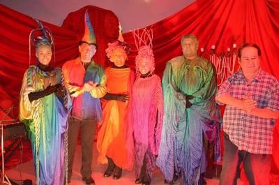 Barrio San Jerónimo recibe la magia del Cirque du Soleil