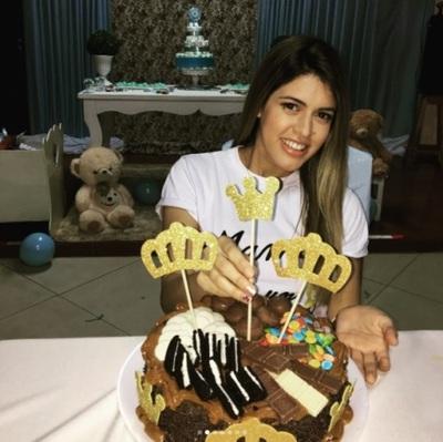 """Mily """"La Kchorrita"""" Y El Agasajo Que Recibió Antes Del Nacimiento De Su Bebé"""