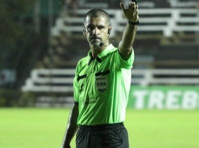Eber Aquino y Mario Díaz de Vivar serán árbitros en juegos vitales de la Intermedia