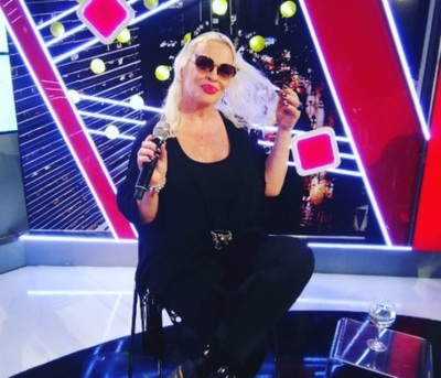 "La Ex Vedette Argentina Silvia Süller Destacó: ""Paraguay Me Ama"""