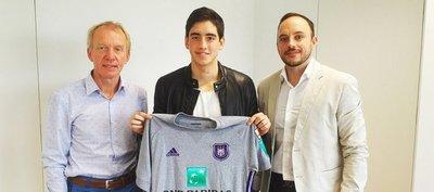 Anderlecht da la bienvenida a Gianlucca Fatecha
