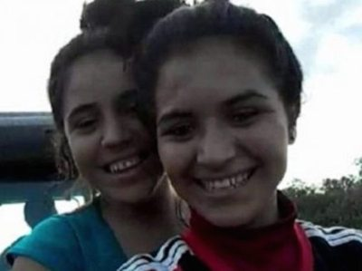 Dos hermanitas filman anga su ¡propia muerte!