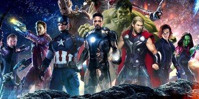Avengers: Infinity War estrena su primer adelanto en la feria D23