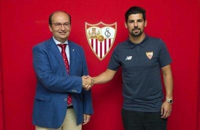 Sevilla hace oficial el fichaje de Nolito