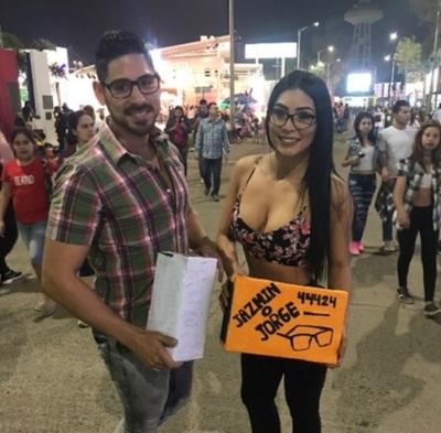Jazmin Mernes Y Su 'ingenio' Para Continuar En El Baila