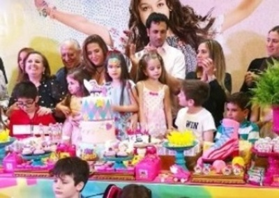 Paola Maltese Así Celebró El Cumpleaños De Su Hija Mayor