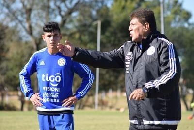 Albirroja Sub 15: Fútbol táctico antes de partir a Argentina